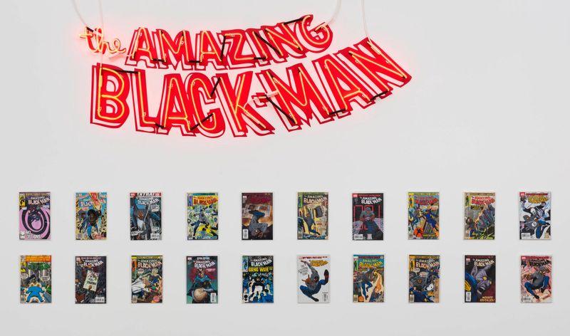 The Amazing Black-Man