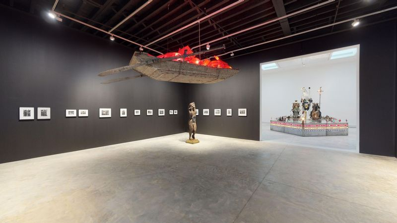 The Red Bean Grows in the South (Group Exhibition), Faurschou Foundation | New York (3 of 4)
