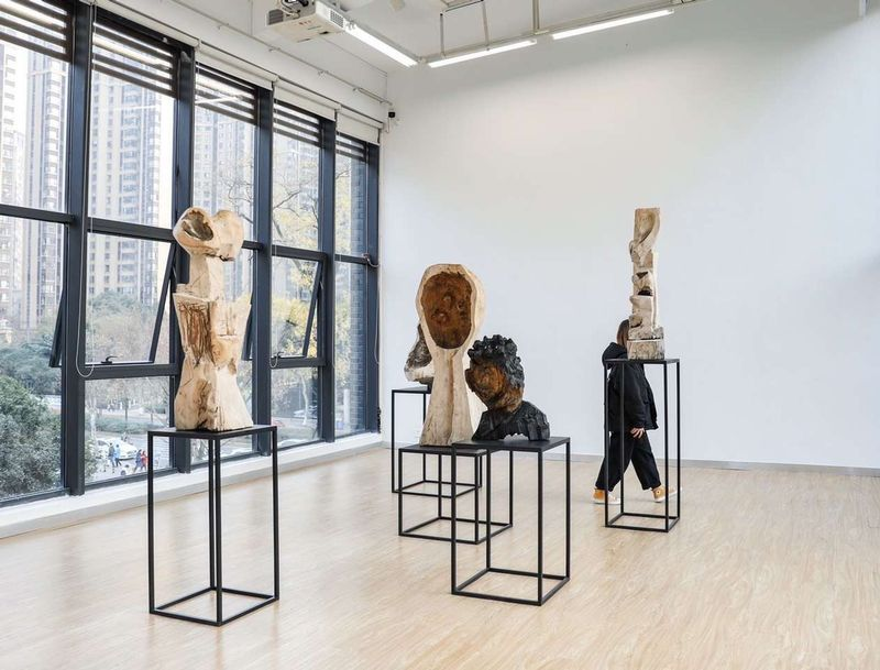 Anonymous by Xiao Kegang, A Thousand Plateaus Art Space