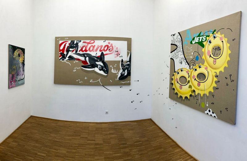 David Rosado | Willy Overdose by David Rosado, Valerius Gallery (4 of 4)