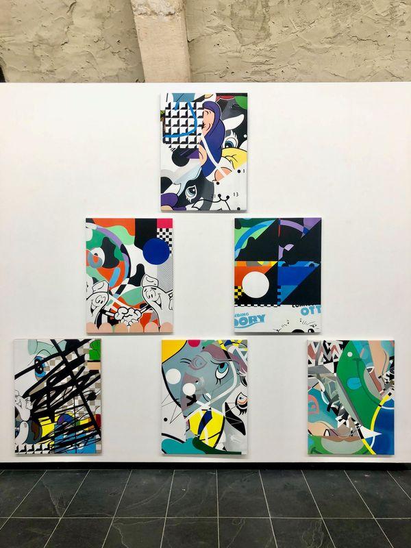 David Rosado | Willy Overdose by David Rosado, Valerius Gallery (2 of 4)