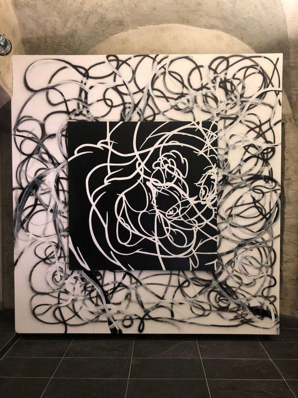 David Rosado | Willy Overdose by David Rosado, Valerius Gallery