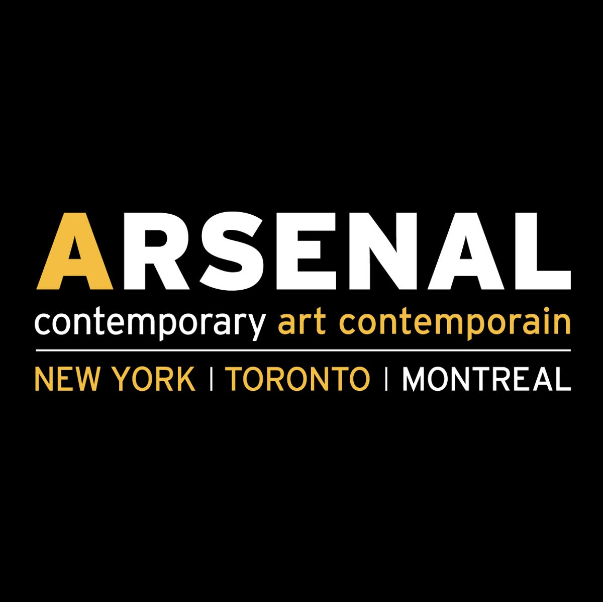 Arsenal Contemporary Art | Montreal