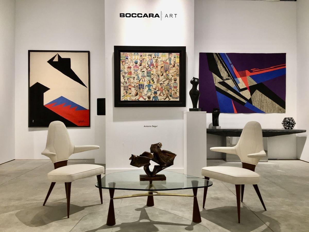 BOCCARA ART Galleries