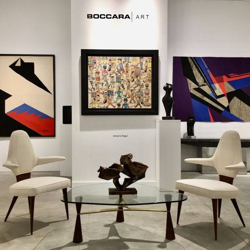BOCCARA ART Galleries