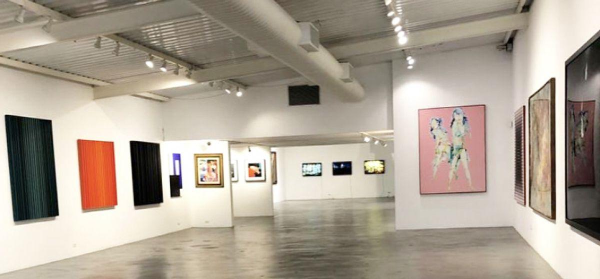 Galeria Sergio Caribé