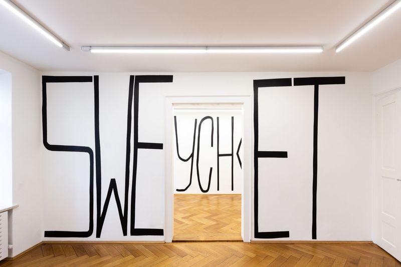 und das ist erst der Anfang / and this is just the beginning by Boban Andjelkovic, Galerie Britta von Rettberg (3 of 5)