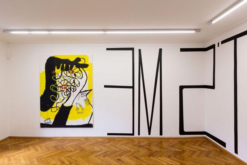und das ist erst der Anfang / and this is just the beginning by Boban Andjelkovic, Galerie Britta von Rettberg (5 of 5)