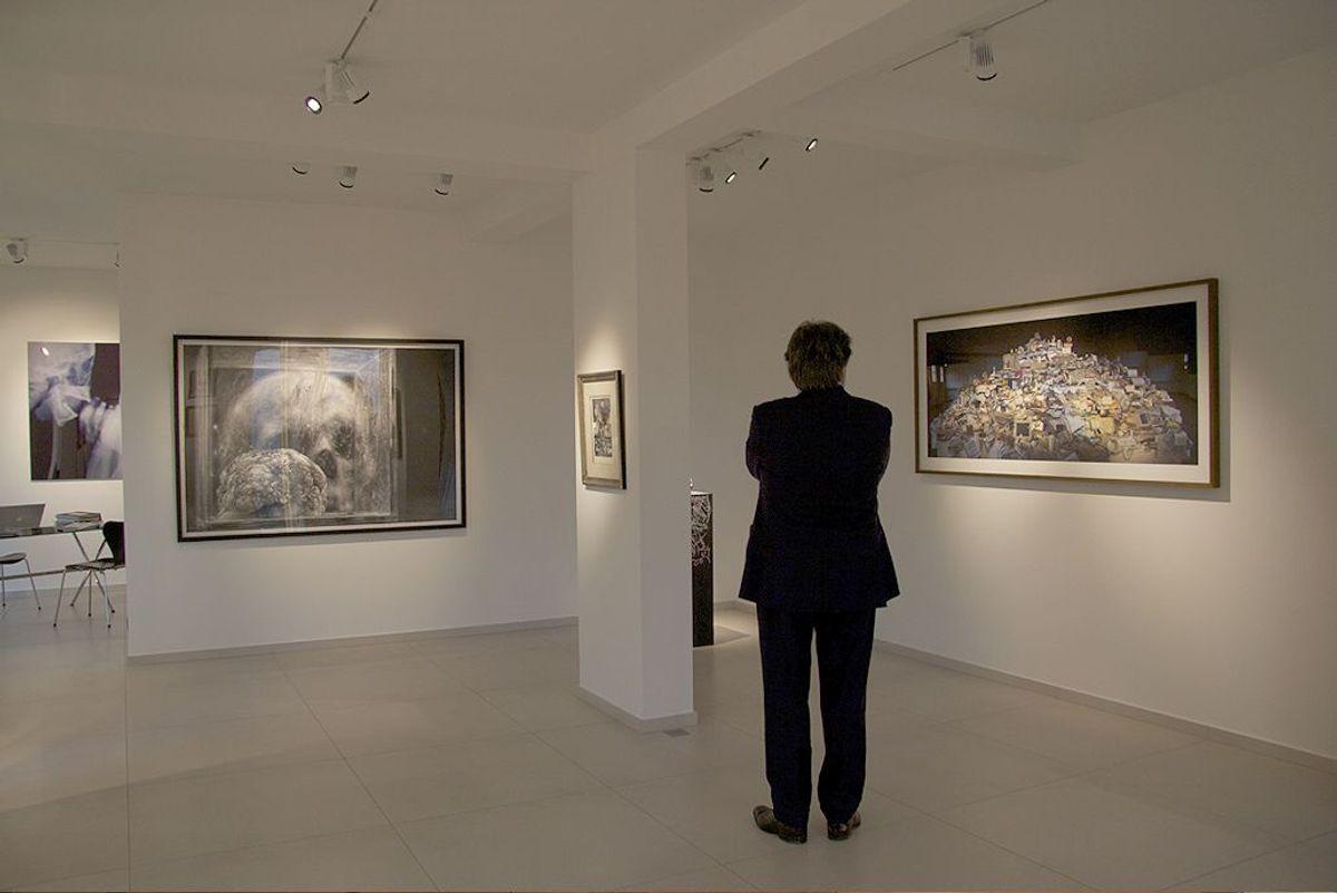 Galerie Ronny van de Velde | Knokke