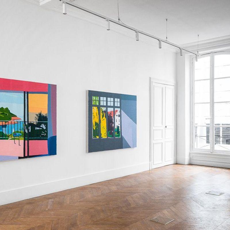 Galerie Derouillon | Hôtel Cromot