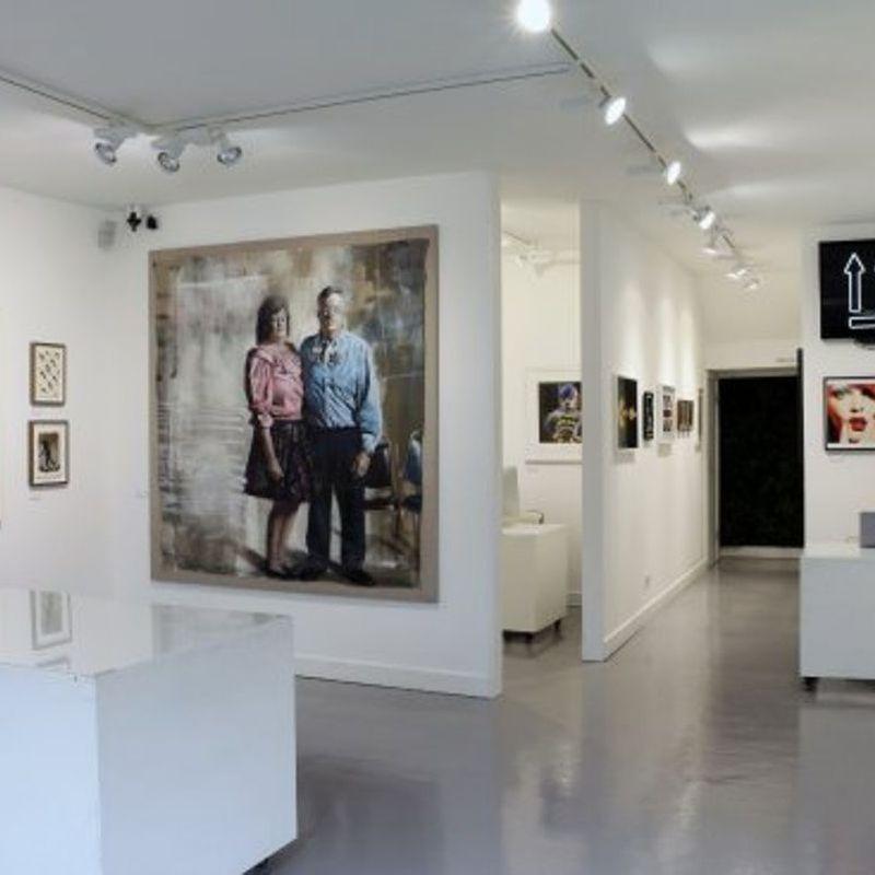 Hang-Up Gallery