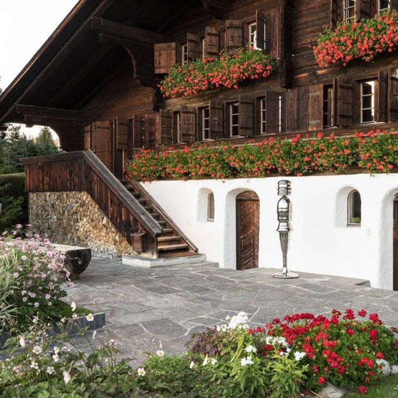 Hauser & Wirth   Gstaad