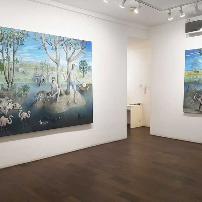 James Freeman Gallery